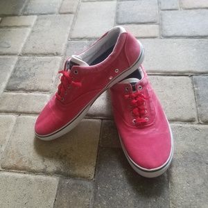 Sperry Topsider Red